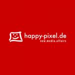 logo happy pixel