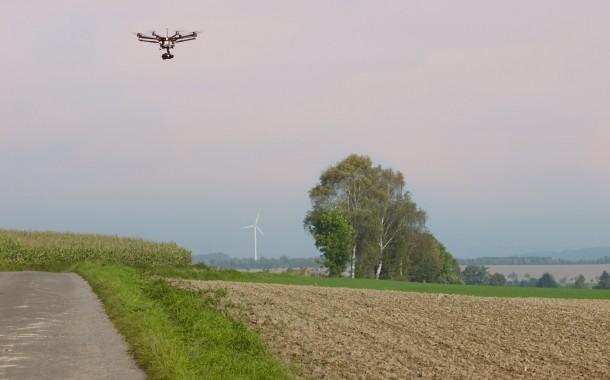 Drohnen in der kommerziellen Fotografie
