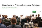 Bildnutzung in Präsentationen und Vorträgen